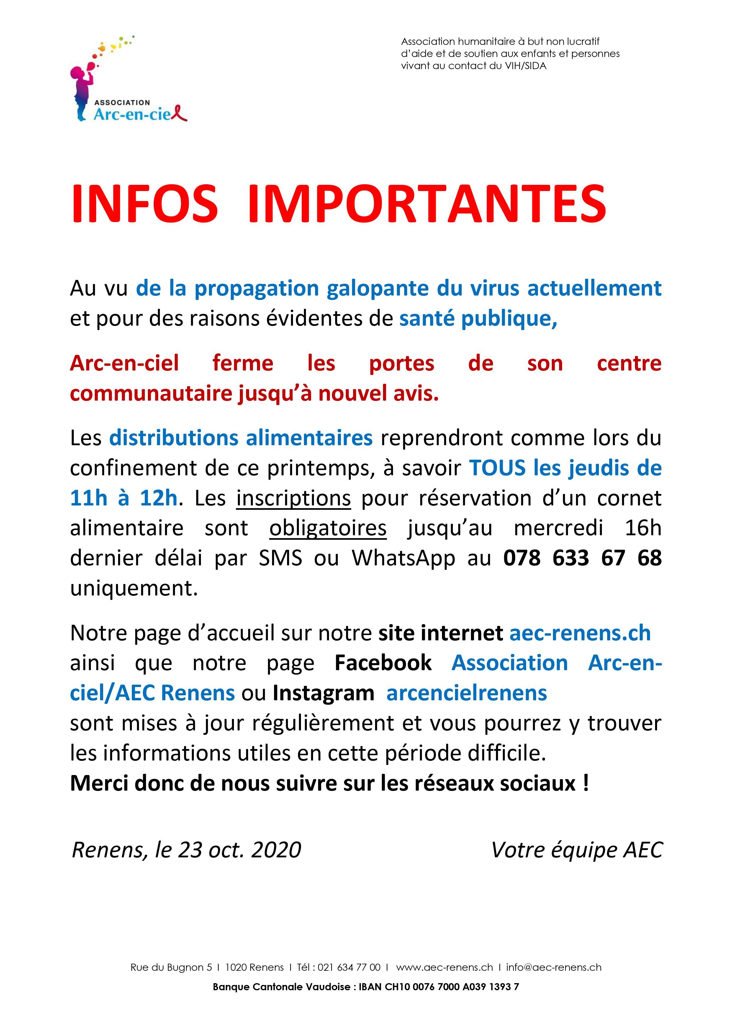2020-10-INFOS-importantes